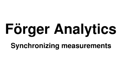 Förger Analytics logo
